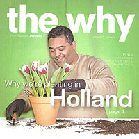 Nova in The Why magazine